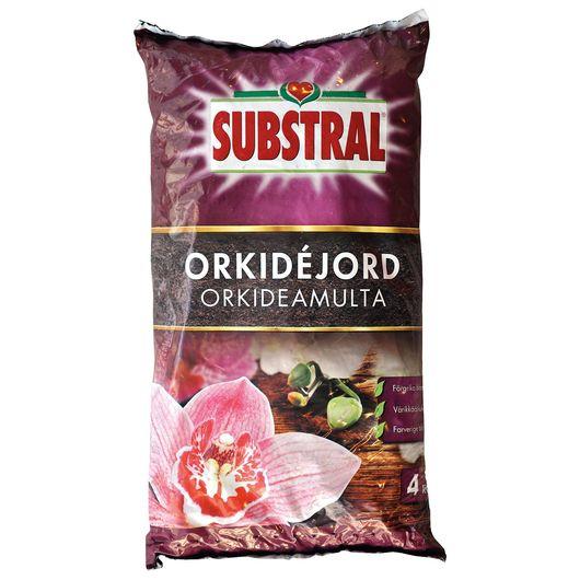 Substral Orkidéjord - 4 liter