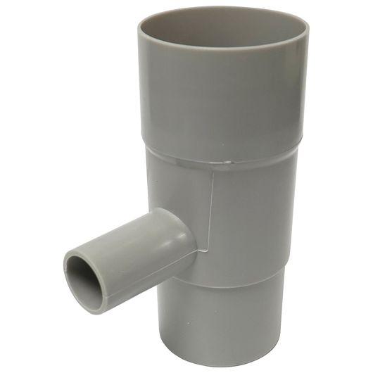 Nedløbsventil - Ø. 75 mm