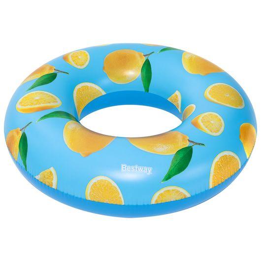 Badering med citroner og citronduft