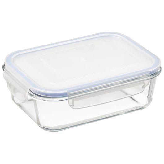 Plast Team - Lyngby madopbevaring i glas - 1 liter