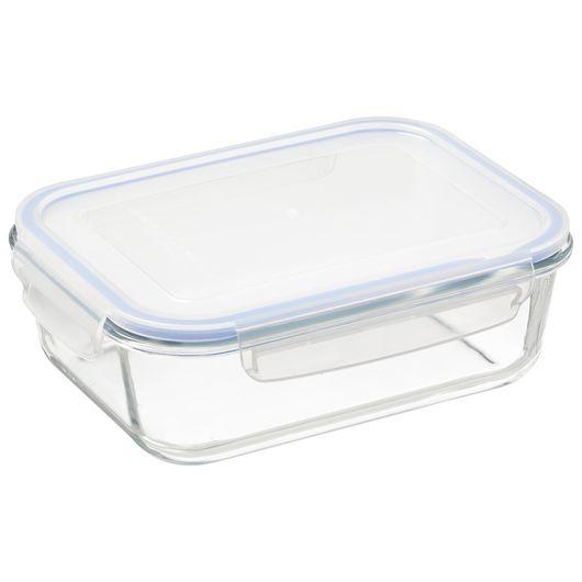 Plast Team - Lyngby madopbevaring i glas 1,5 liter
