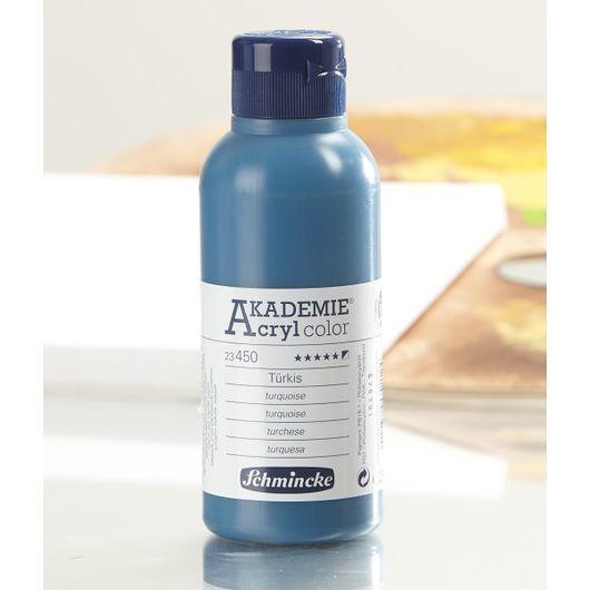 Schmincke - Akryl 250 ml - turkis
