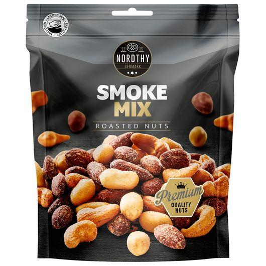 Premium nuts smoke mix - 150 g