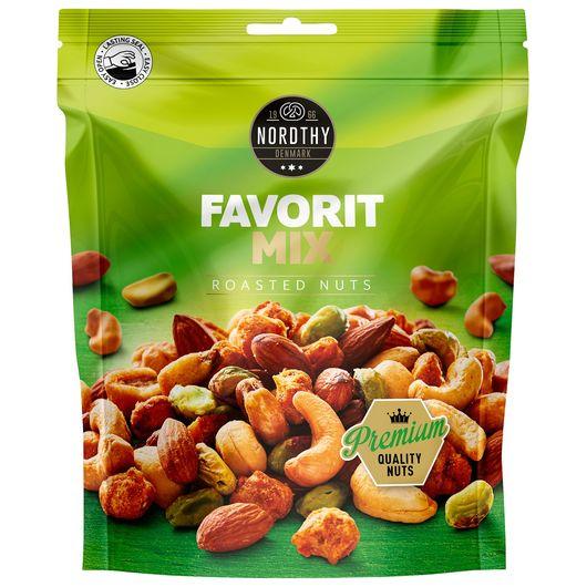 Premium nuts - favorit mix 150 g
