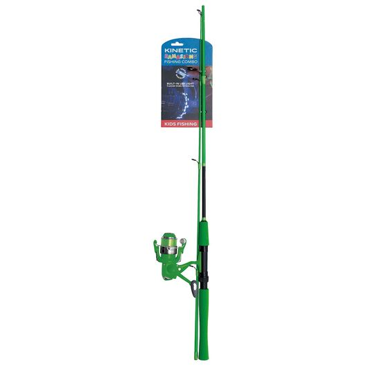 Kinetic RamaSjang 5,6' 5-24 g - grøn