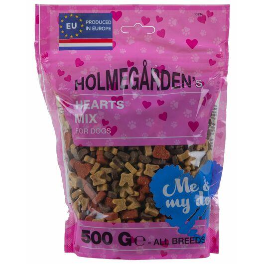 Holmegården's - Godbidder Hearts Mix 500 g