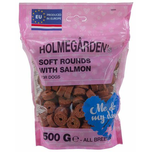 Holmegården's - Godbidder soft mix laks 500 g