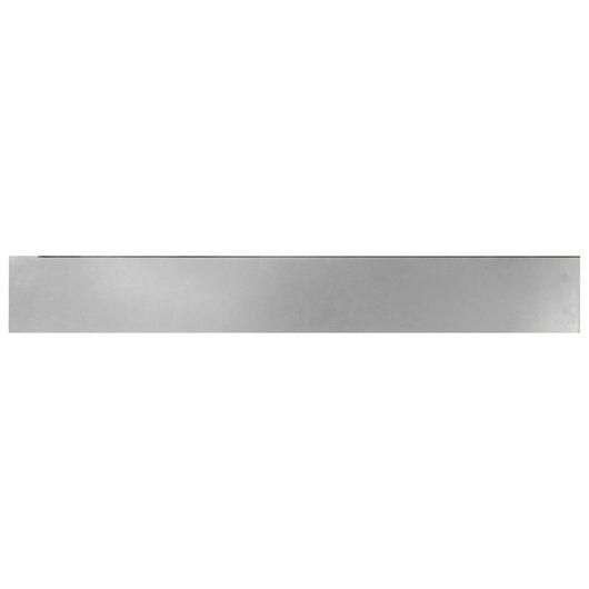 Bedkant - Galvaniseret clicksystem - 12 x 100 cm