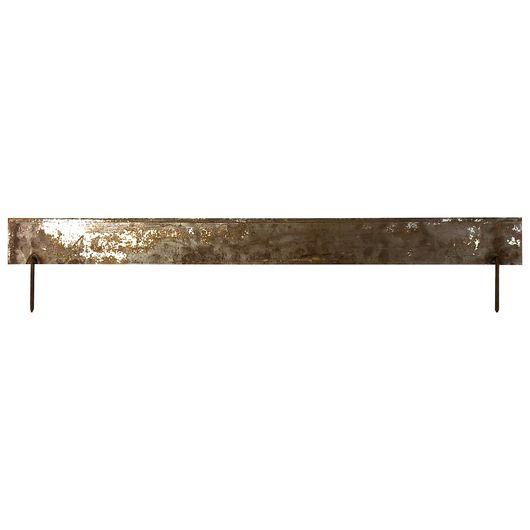 Bedkant - Råjern spyd - 10 x 110 cm