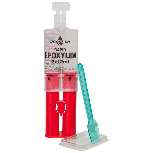 Droppen - Rapid epoxy lim 24 ml