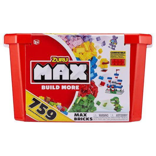 Max Build More - Value-pack 759 klodser