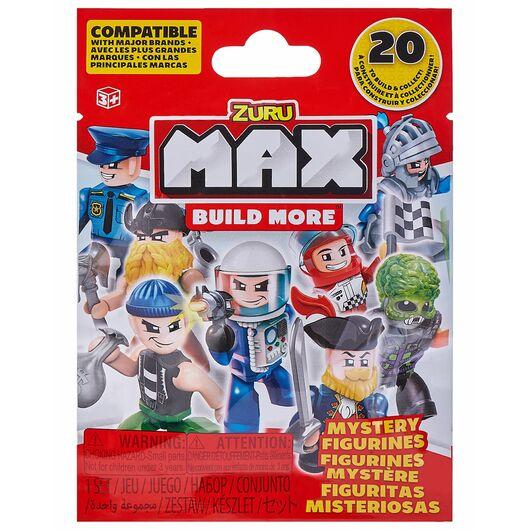 Max Build More - Max Figurine 1 stk. - ass. model