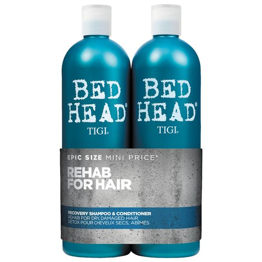 Bed Head Recovery Duo - shampoo og conditioner