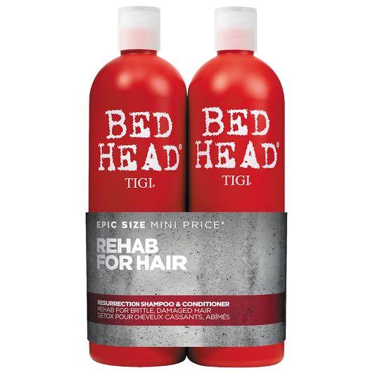 Bed Head Resurrection Duo shampoo + conditioner