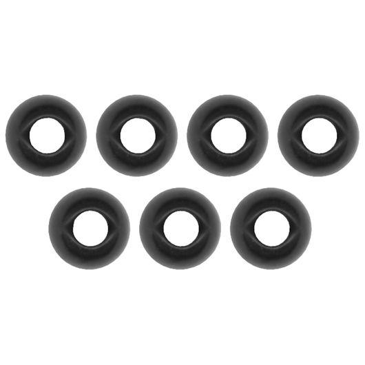 Omura Tungsten 3,8 mm - Sort