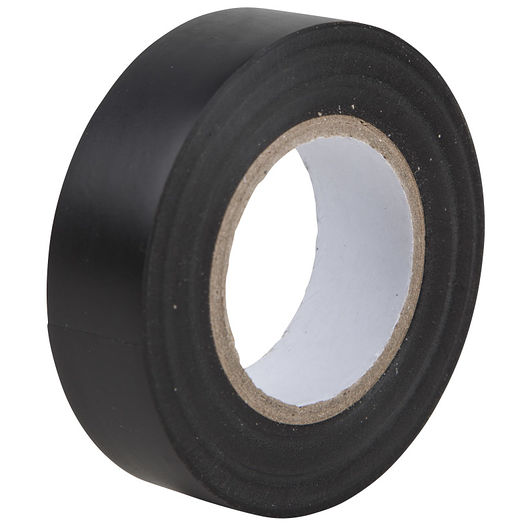 BRANFORD - Isolations tape sort PVC 20 mm