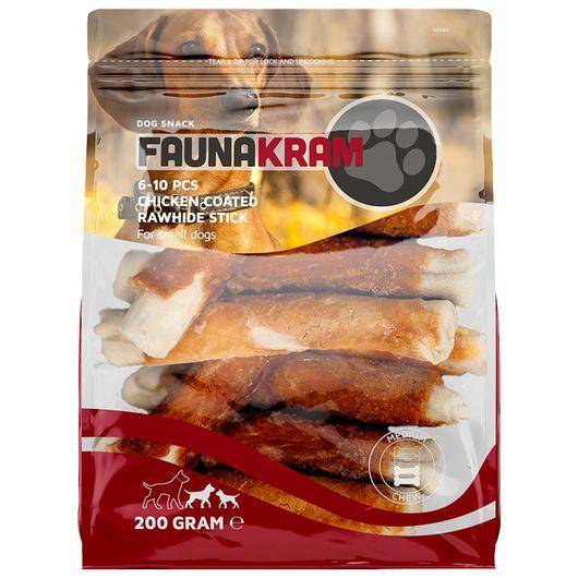 Faunakram tyggeben kylling 200 g