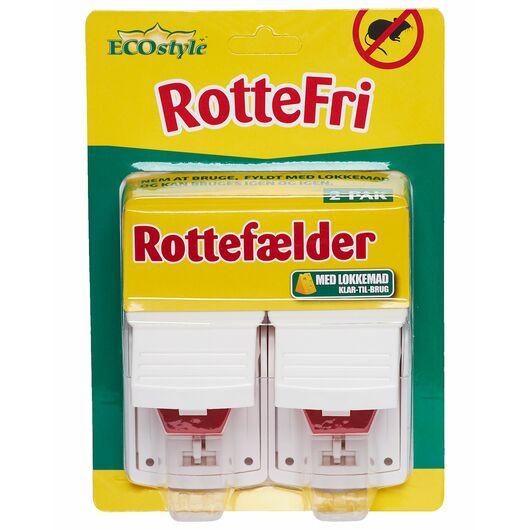 ECOstyle RotteFri - Rottefælde 2-pak