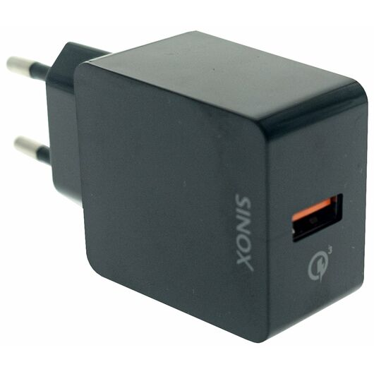 VANDENBERG - Quick lader USB-A 18 W