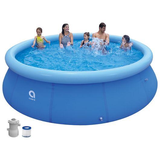 Avenli - Pool rund 5.377 liter