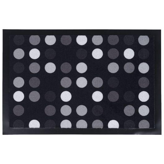 Smudsmåtte - 40 x 60 cm - Cirkel