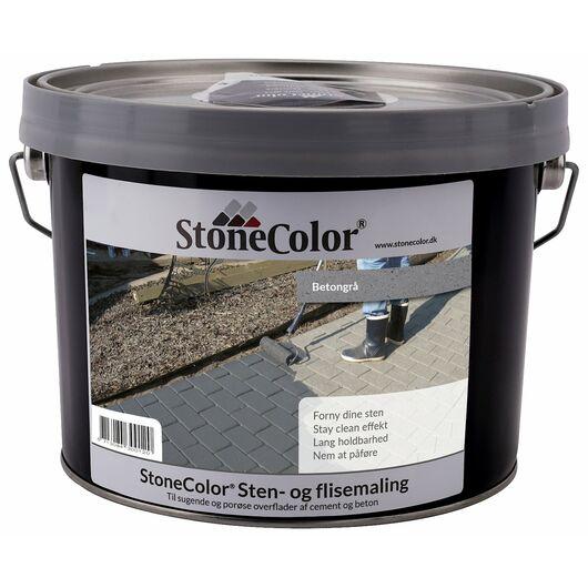 StoneColor - Flisemaling 2,5 L - Betongrå