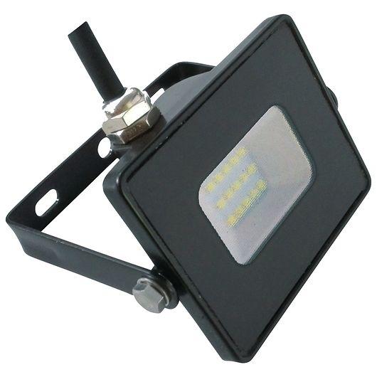 Sartano - Projektør med LED 10 W sort aluminium
