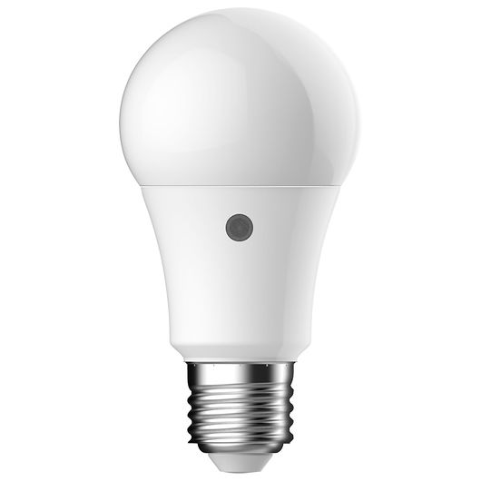 Cosna - LED-pære 5,5W E27 A60 med skumringssensor