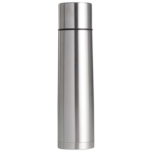 DAY - Termoflaske med kop - 1 L rustfrit stål