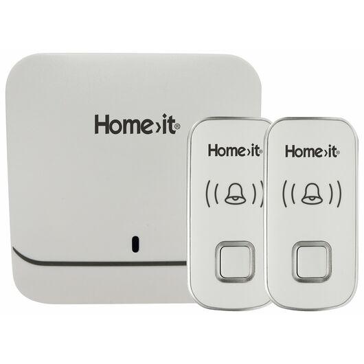 Home it - Dørklokke trådløs 230V - Home 2 Plus
