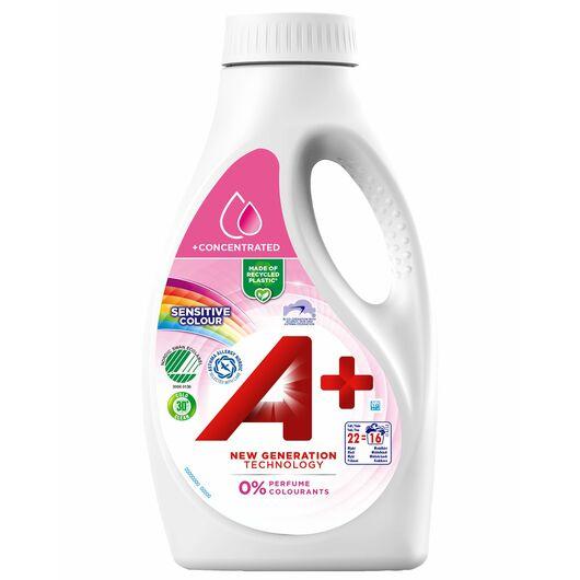Ariel A+ - Sensitive colour - 880 ml