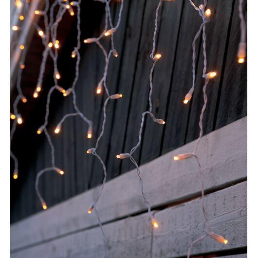 Nowel - Istappelys 800 LED - varm hvid