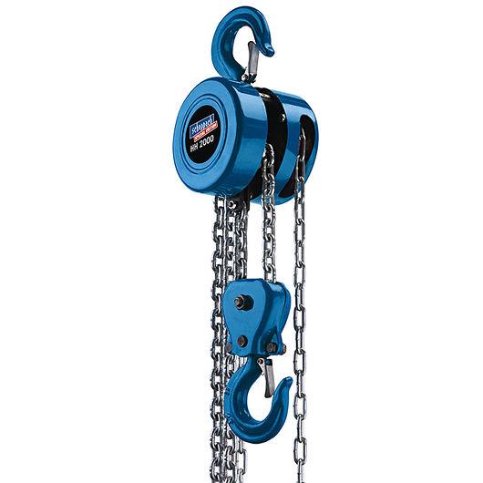 Scheppach - Kædetalje 2 ton