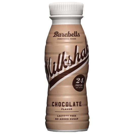Barebells proteinshake chokoladesmag - 330 ml