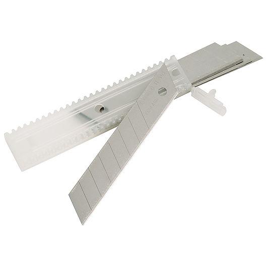 Bræk-af knivblade 18 mm 10-pak