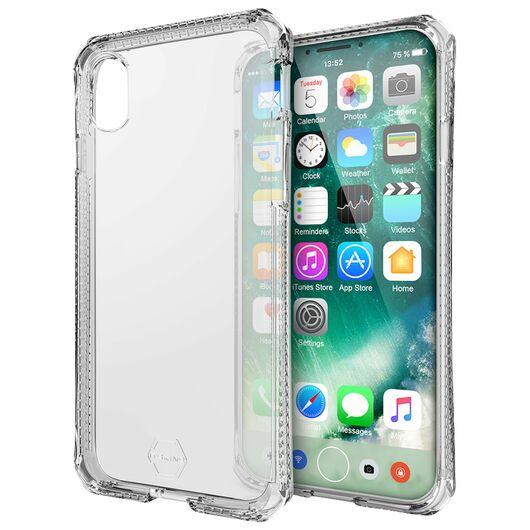 ITSKINS - Cover antibak. iPhone X/XS - klar