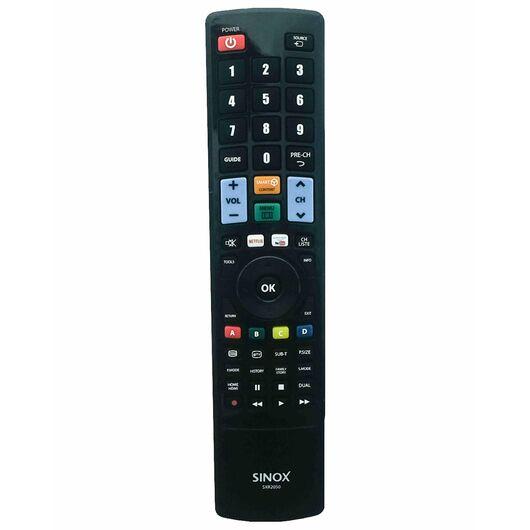 TV-fjernbetjening til 5 mærker