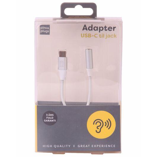 Headset USB-C til mini jack