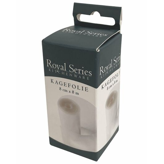 Royal Series - Kagefolie 8 x 800 cm genanvendelig