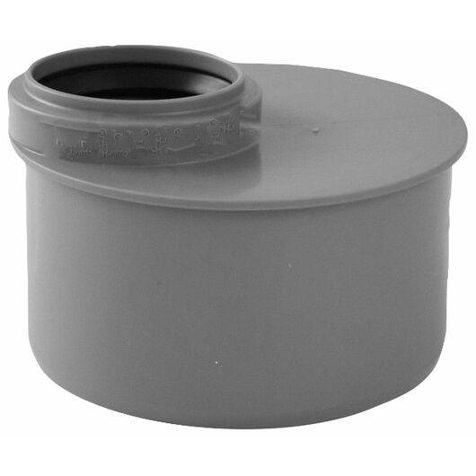 Wavin - PP reduktionsrør 110 x 75 mm