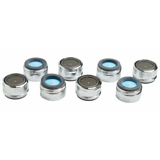 Luftblander 24 mm 13,5-15 l/min 8-pak