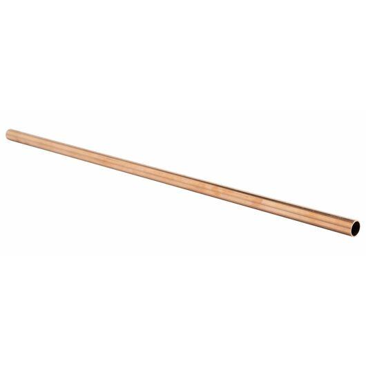 Kobberrør hård 15 x 1 x 2000 mm