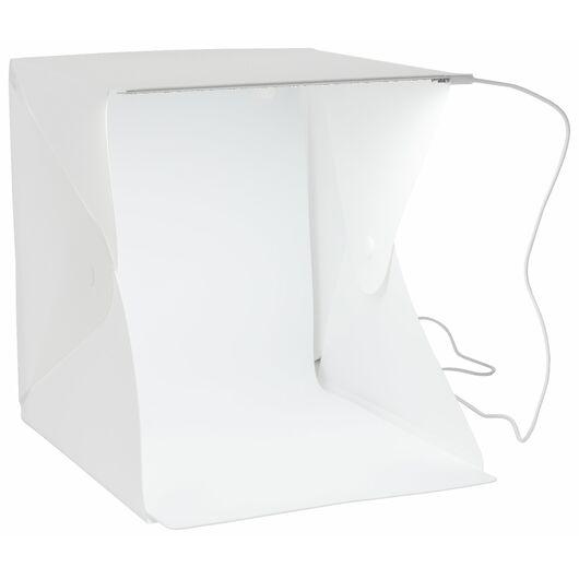 STEVISON - Mini fotostudio med LED