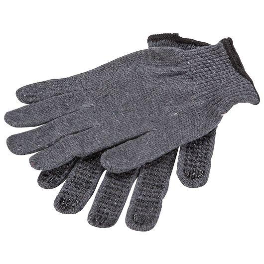 Havehandske grå 12-pak
