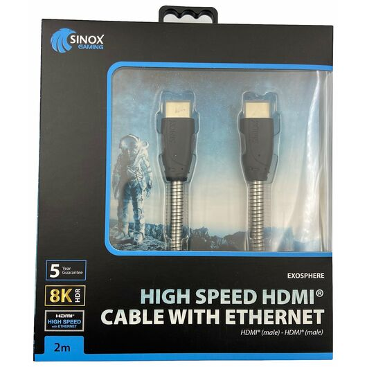 Sinox Gaming - Gaming HDMI™ kabel 8K - 2 meter
