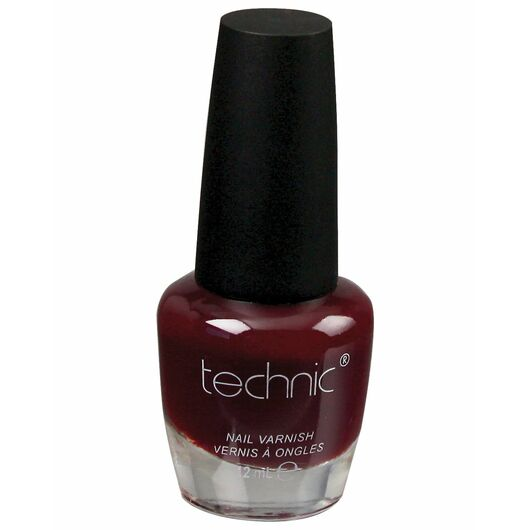 technic - Neglelak - Heart Throb Red