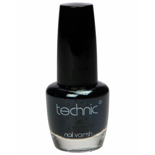 technic - Neglelak - Jet Black