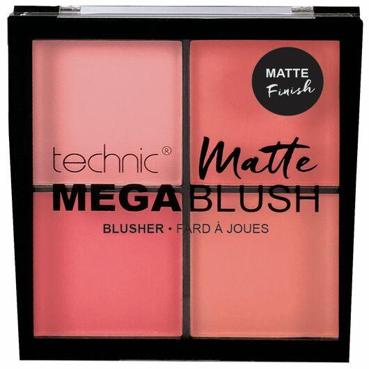 technic - Mega Matte Blushpalet
