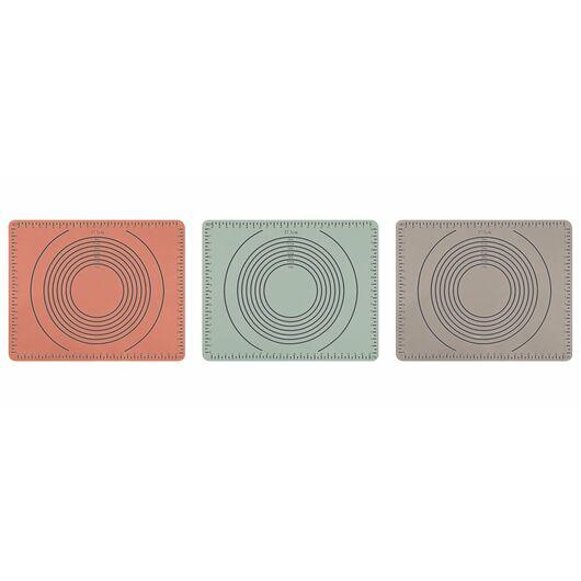 DAY - Bagemåtte 50 x 39 cm - assorterede farver
