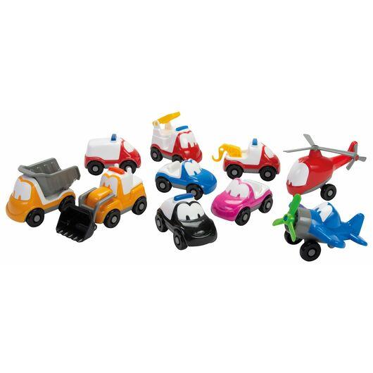 dantoy - Funcars køretøjer - assorterede designs